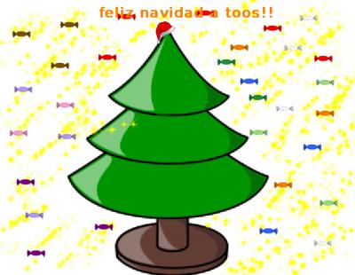 os deseo feliz navidad!!je,je!!